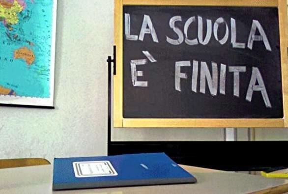 la-scuola-è-finita